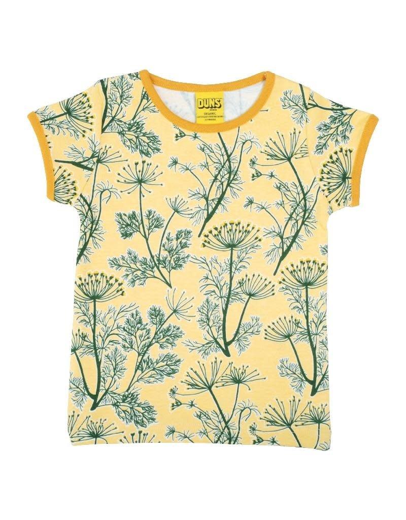 Duns Sweden Duns Sweden - T-shirt, Dill Golden Haze