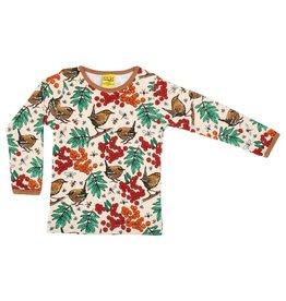 Duns Sweden Shirt, Rowanberry Mother of Pearl (3-16j)