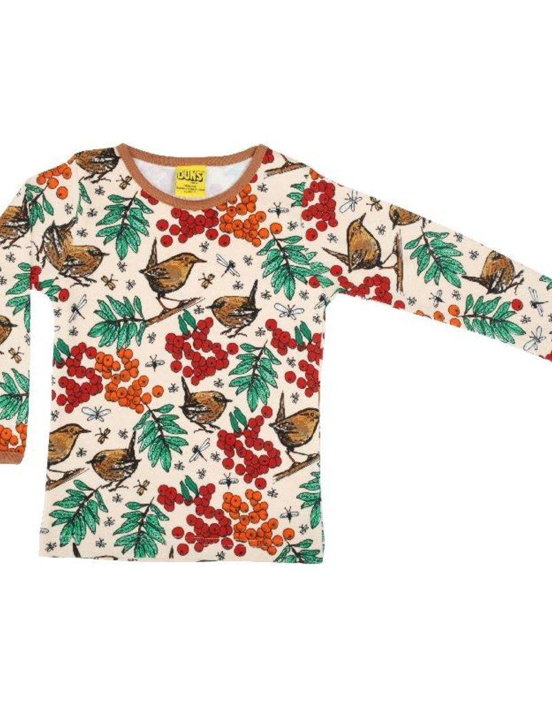 Duns Sweden Duns Sweden - shirt, Rowanberry Mother of Pearl
