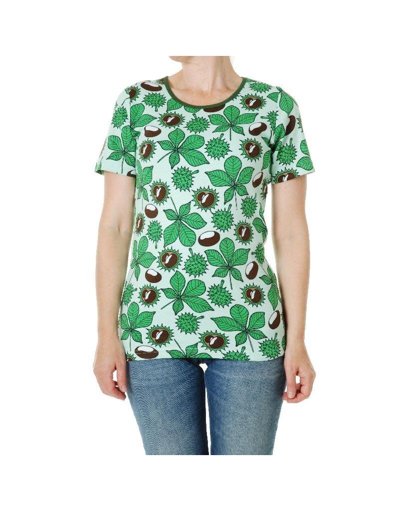DUNS Sweden Duns Sweden Adult - T-shirt, chestnut brook green