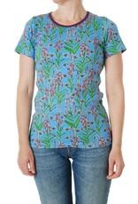 Duns Sweden Duns Sweden Adult - T-shirt, Willowherb Blue