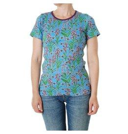 Duns Sweden T-shirt, Willowherb Blue