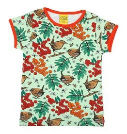 Duns Sweden T-shirt, Rowanberry Green