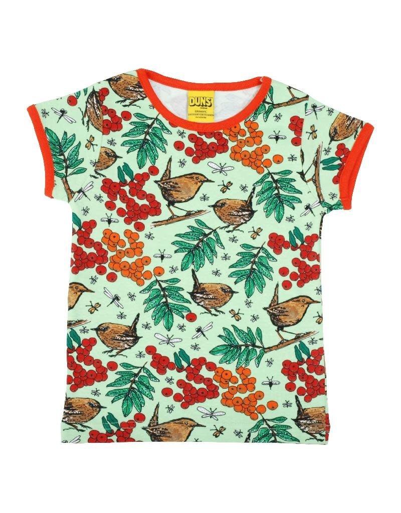 Duns Sweden Duns Sweden Adult - T-shirt, Rowanberry Green