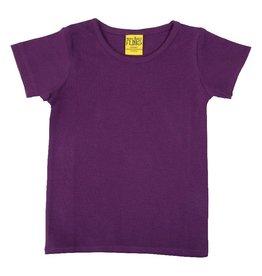 More than a Fling T-shirt, dark purple