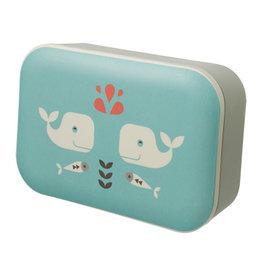 Fresk Lunchbox Whale