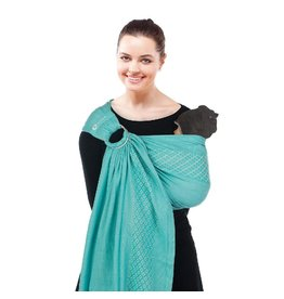 Babylonia Carriers BB-SLING Turkish Delight, pleated