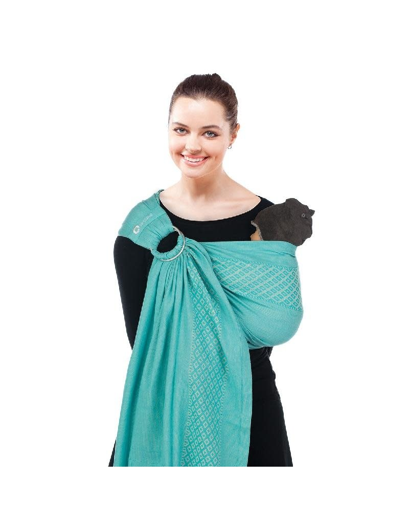 Babylonia Carriers Babylonia Carriers - BB-SLING Turkish Delight, pleated