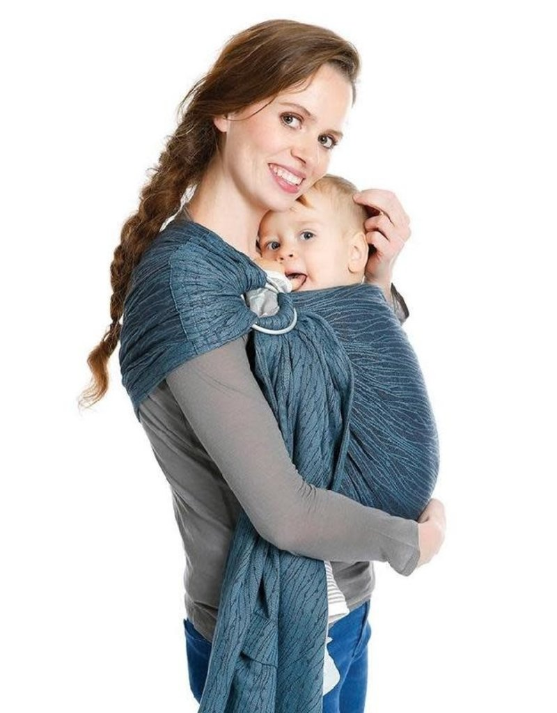 Babylonia Carriers Babylonia Carriers - BB-SLING Waterfall Blue, gathered
