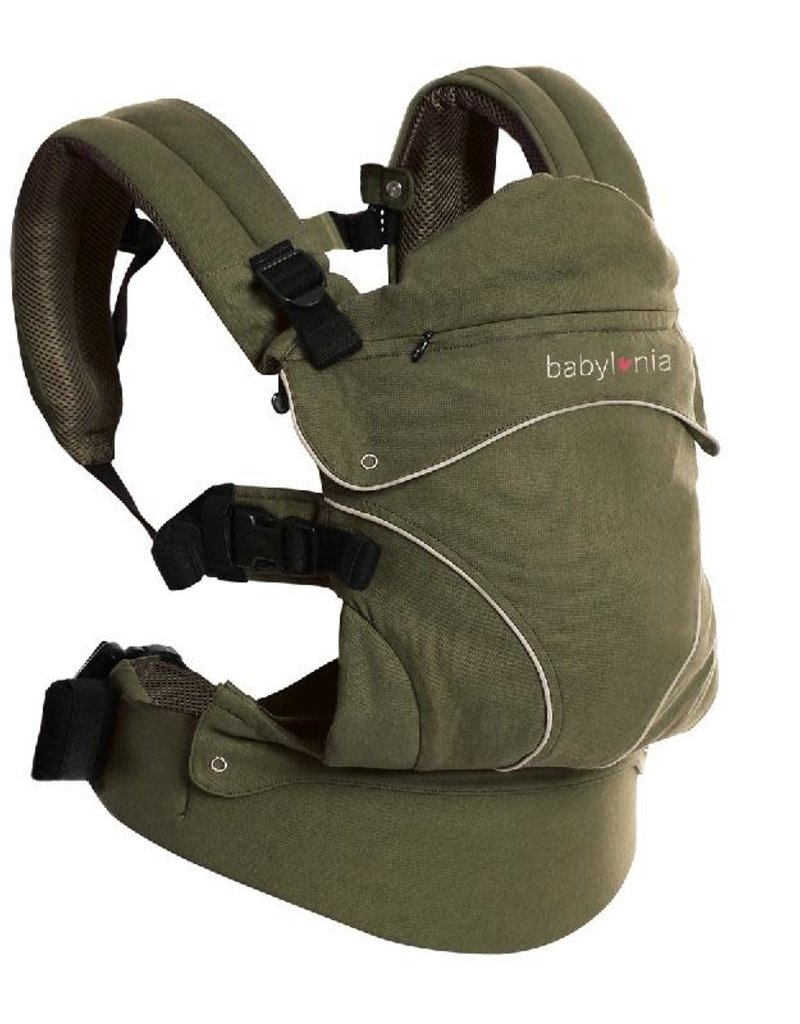 Babylonia Carriers Babylonia Carriers - Flexia Pine Green