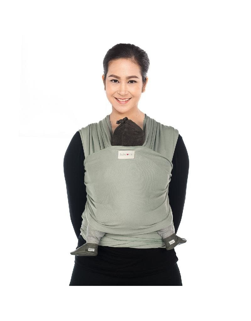 Babylonia Carriers Babylonia Carriers - Tricot-Slen Bamboe Water Mint