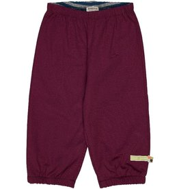 Loud+Proud Outdoorbroek, plum (0-2j)
