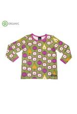 Villervalla Villervalla - shirt, turtle, garden fruit (3-16j)