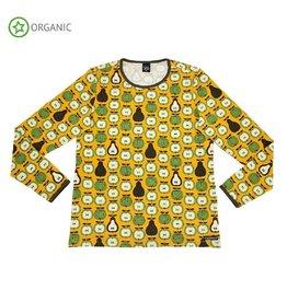 Villervalla Shirt, honey, garden fruit