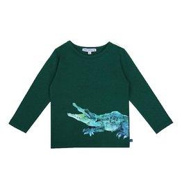 Enfant Terrible Shirt, krokodillenprint (3-16j)