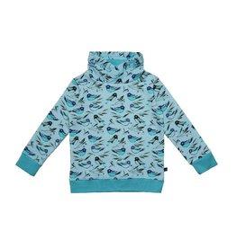 Enfant Terrible Sweater, vogels (3-16j)