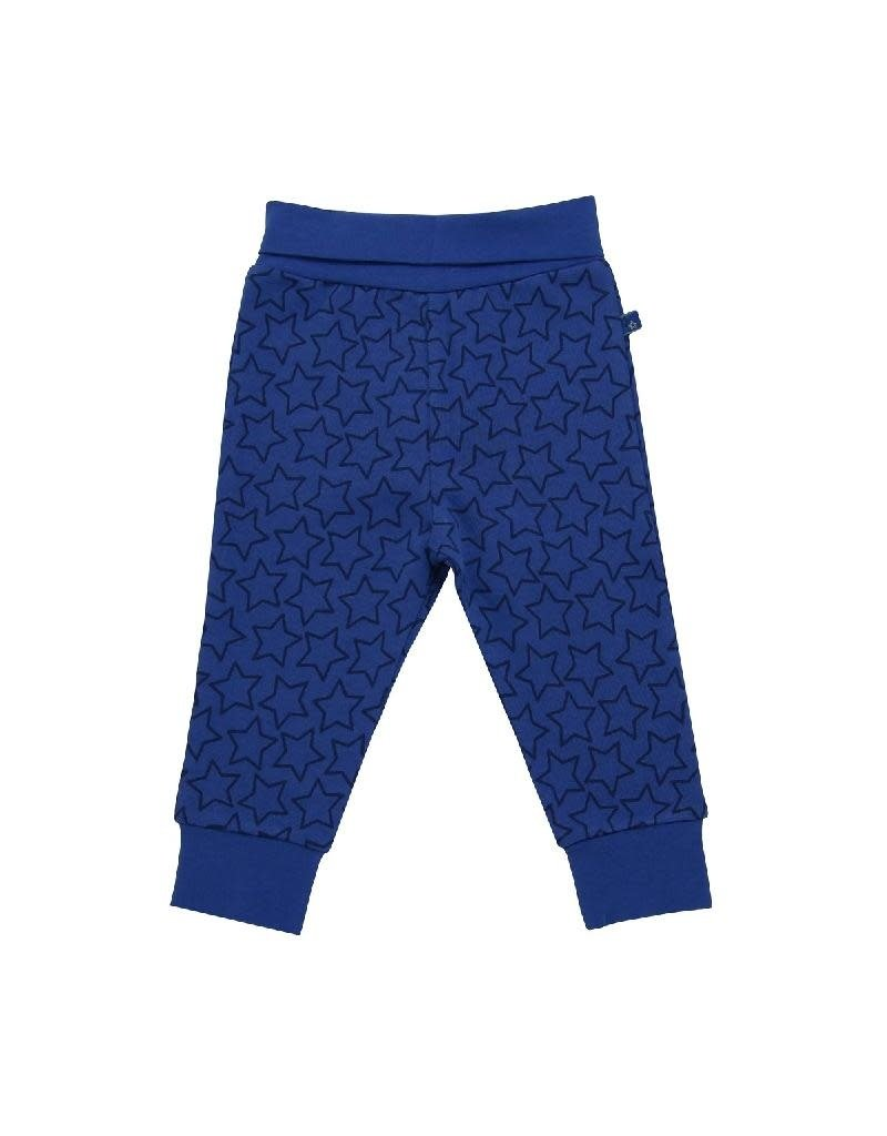 Enfant Terrible Enfant Terrible - broek, blauw, sterren (0-2j)