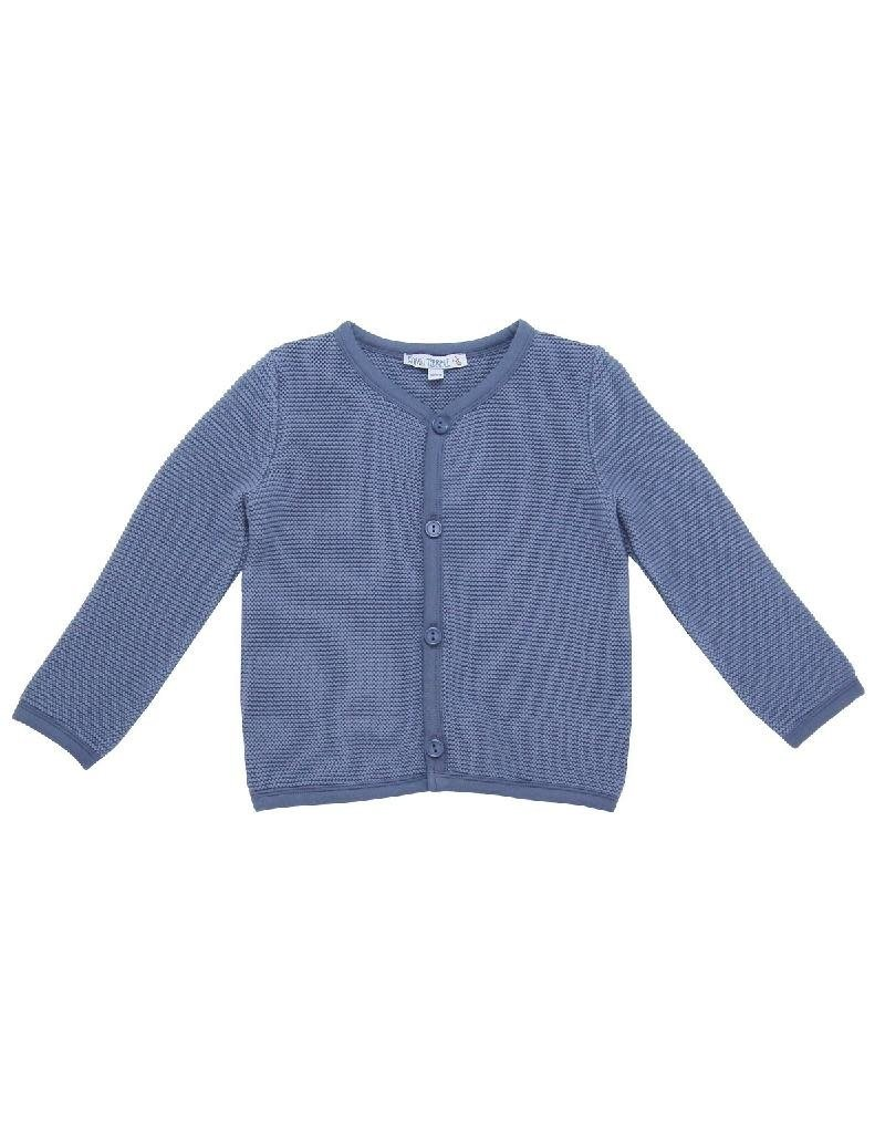 Enfant Terrible Enfant Terrible - gilet, blauwgrijs (3-16j)