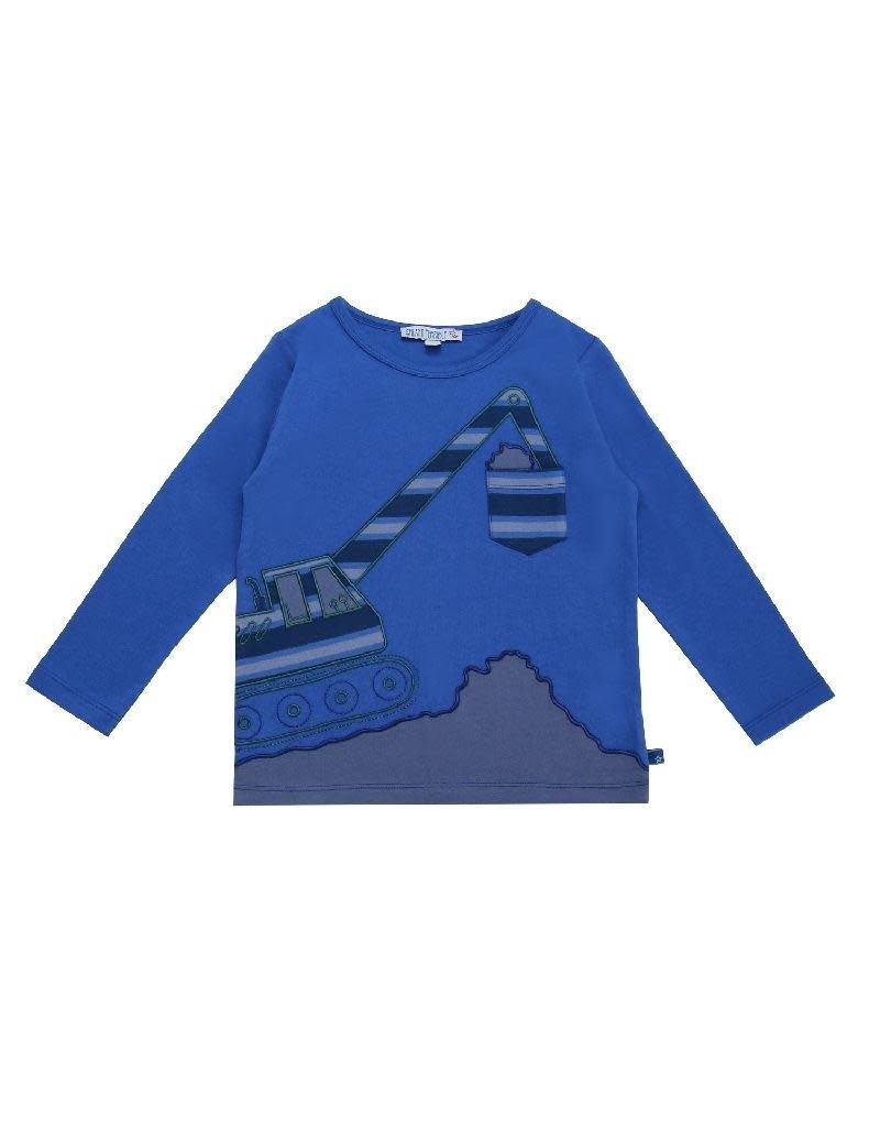 Enfant Terrible Enfant Terrible - shirt, blauw, kraan (0-2j)