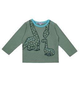 Enfant Terrible Shirt, dino (0-2j)