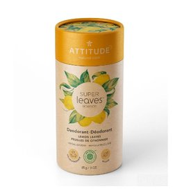 Attitude Super Leaves deodorant, Lemon Leaves