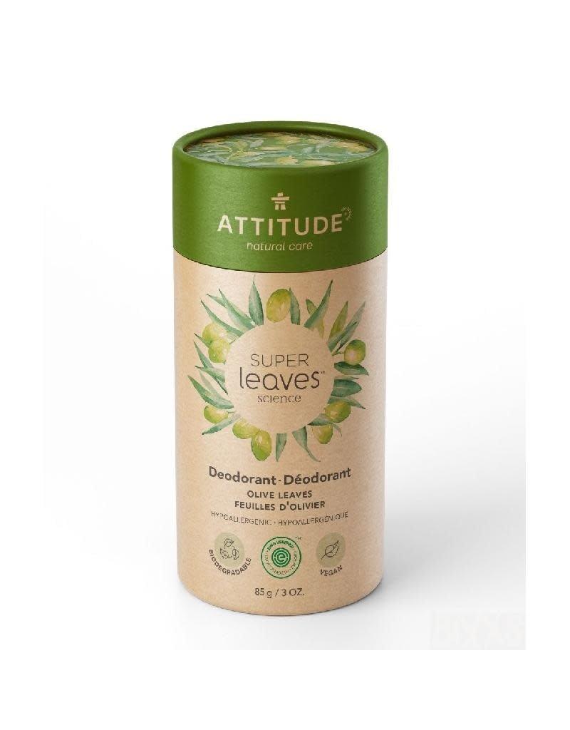 Attitude Attitude - Super Leaves deodorant, Olive Leaves