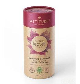 Attitude Super Leaves deodorant, White Tea Leaves
