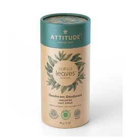 Attitude Super Leaves deodorant, geurloos