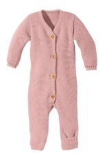Disana Disana - knitted overall, roze (0-2j)