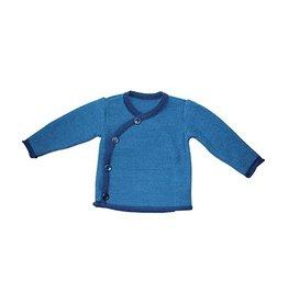 Disana Kimonotrui, marineblauw/blauw (3-16j)