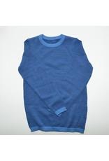 Disana Disana - trui, blauw/donkerblauw (3-16j)