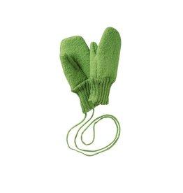 Disana Wanten, groen, gekookte wol (0-2j)
