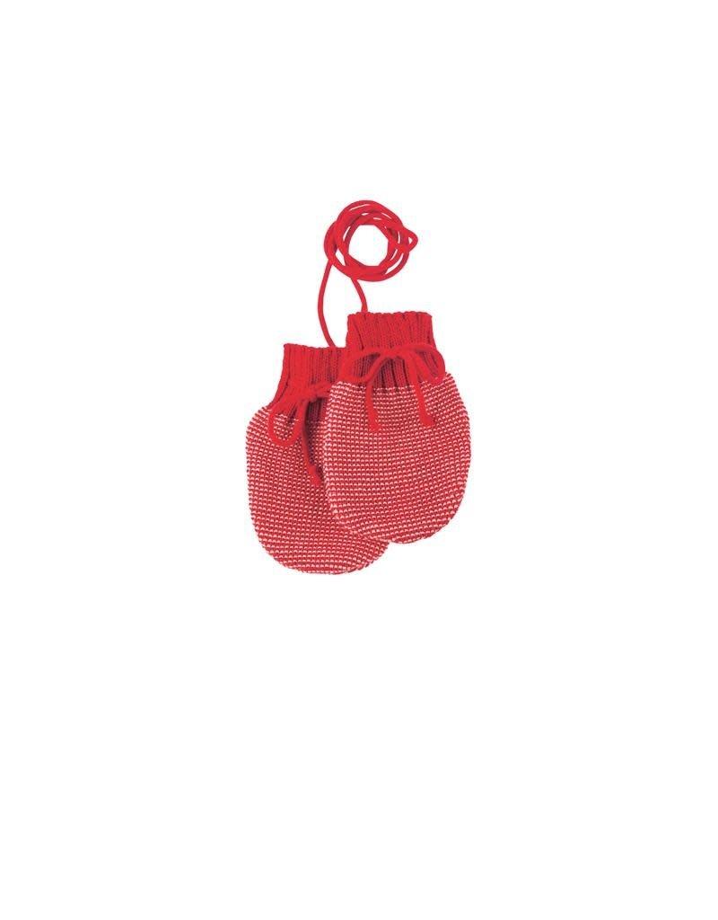 Disana Disana - wanten, rood/roze (0-2j)