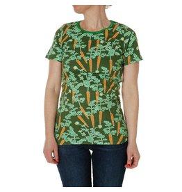 DUNS Sweden T-shirt, carrot