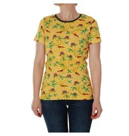 DUNS Sweden T-shirt, red clover