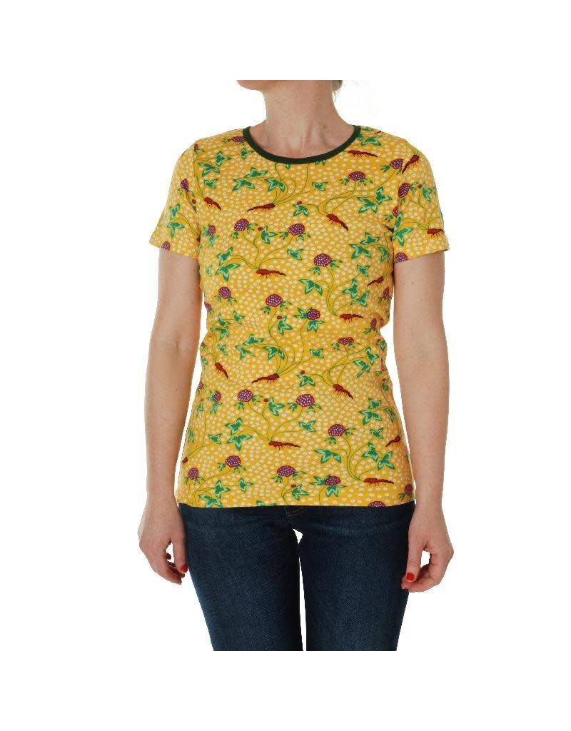 DUNS Sweden Duns Sweden Adult - T-shirt, red clover