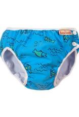 Imse Vimse Imse Vimse - zwemluier, turquoise fish