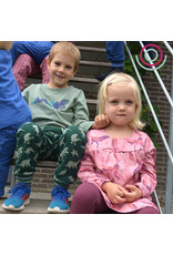 Enfant Terrible Enfant Terrible - sweatbroek, groen, dino's (3-16j)