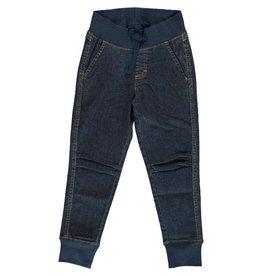 Maxomorra Jeans, medium dark wash (3-16j)