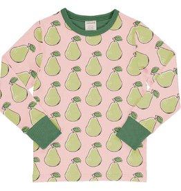 Maxomorra Shirt, pear (3-16j)