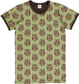 Maxomorra T-shirt, owl