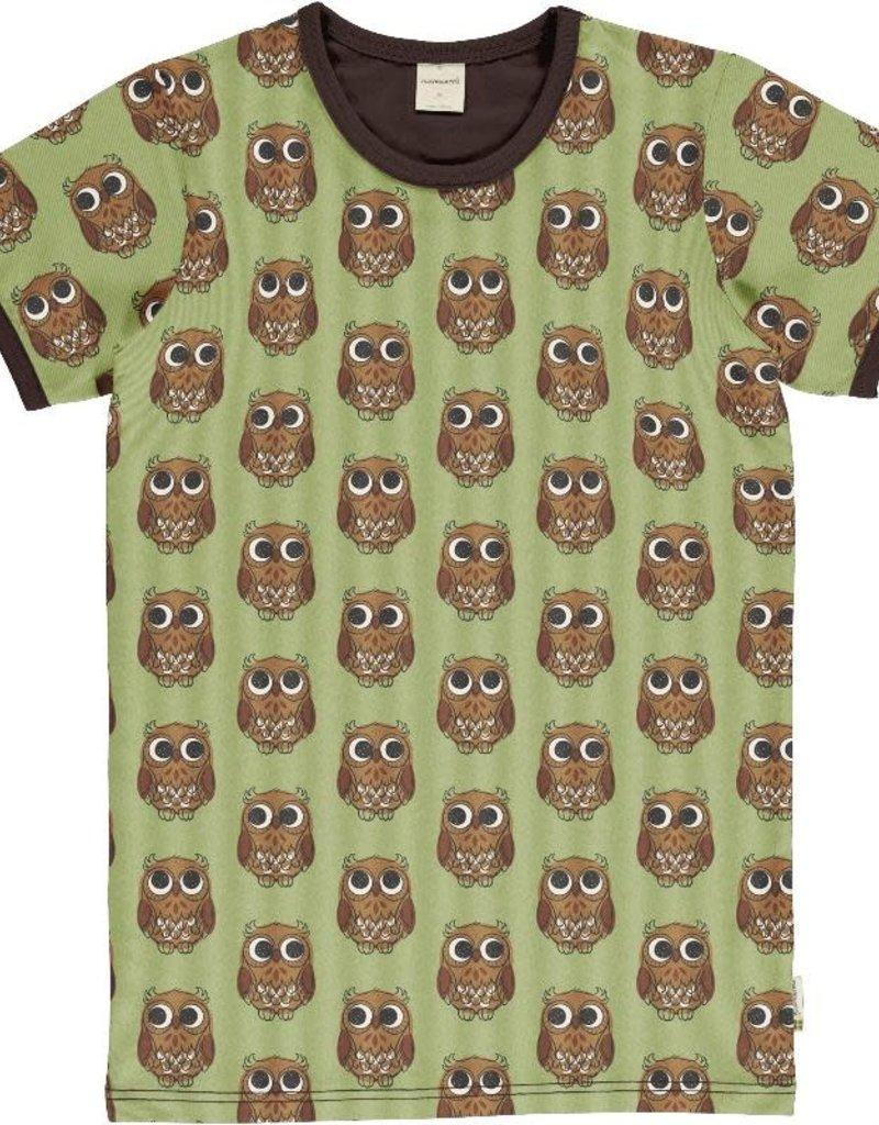Maxomorra Maxomorra Adult - T-shirt,  owl
