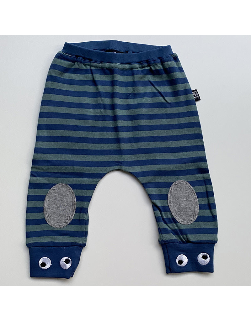 Ubang Ubang - broek, blue stripe (0-2j)