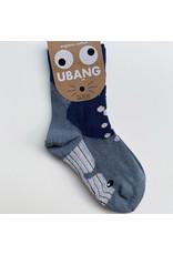 Ubang Ubang - kous, dark denim, whale (0-2j)