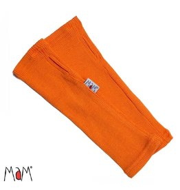 MaM Lange handschoen zonder vingers, festive orange