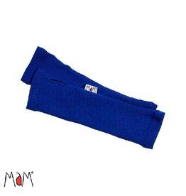 MaM Lange handschoen zonder vingers, jewel blue