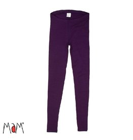 MaM Legging, all time, majestic plum