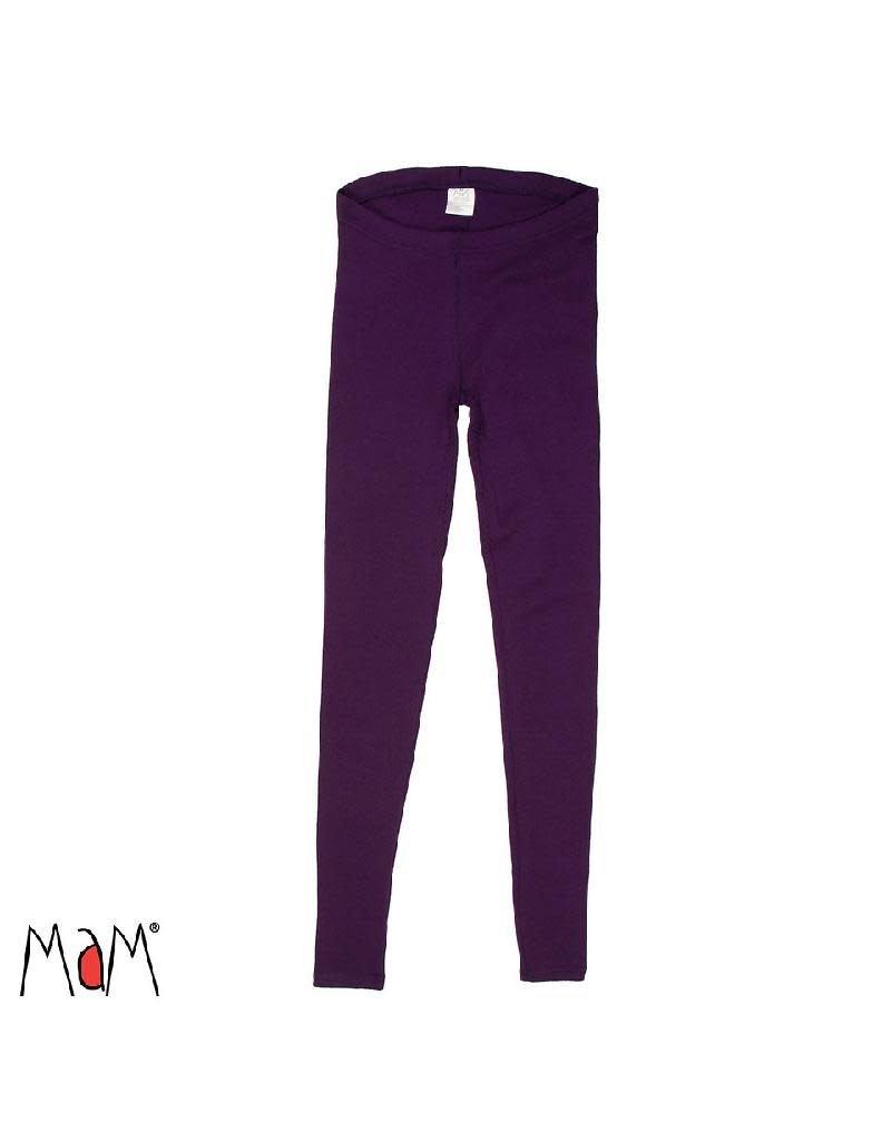 MaM MaM - legging, all time, majestic plum