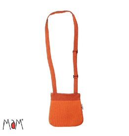 MaM Handtas, cross body, festive orange