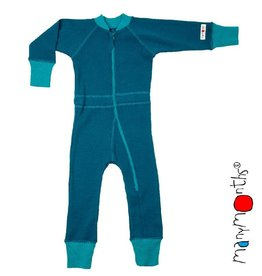 ManyMonths Jumpsuit, wol, mykonos waters/royal turquoise (0-2j)